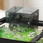 závěsný akvarijní filtr